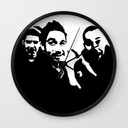Beastie Wall Clock