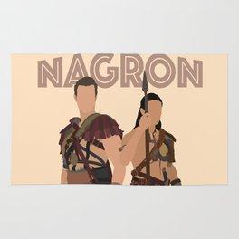 Nagron (Spartacus) Rug