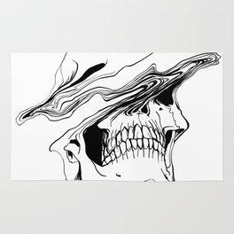 Skull #2 (Liquify) Rug