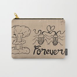 Die Hard Romantic Carry-All Pouch