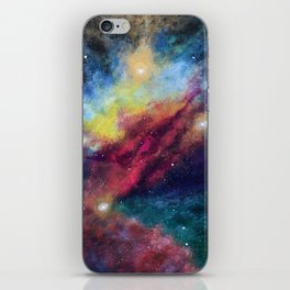 Cosmic Connection iPhone Skin