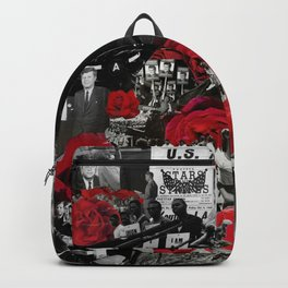 The Rose that unites us part 2 Backpack