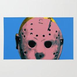Warhol Jason Vorhees Rug