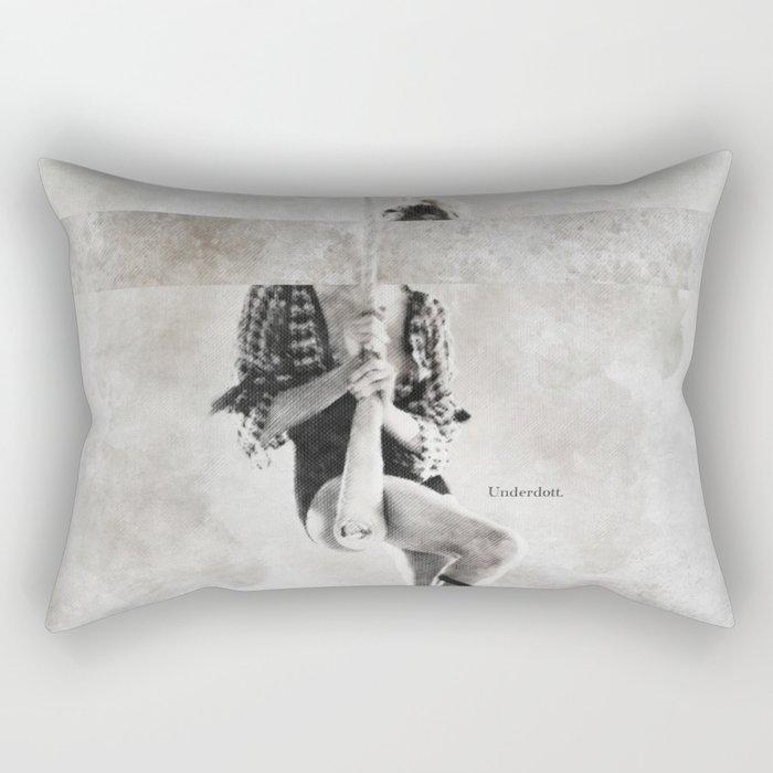 Defy Rectangular Pillow