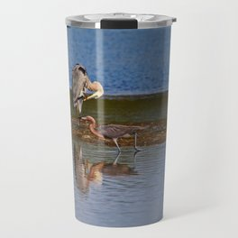 Strolling in Ding Travel Mug