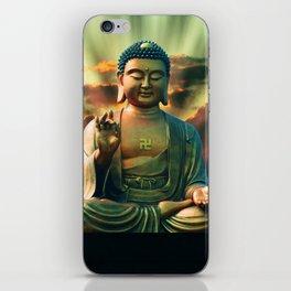 Buddha Sunrise iPhone Skin