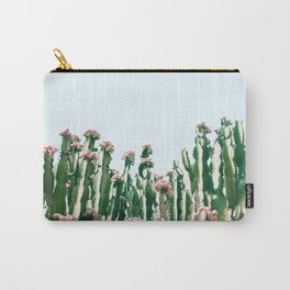 Blush Cactus #society6 #decor #buyart Carry-All Pouch