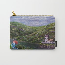 Brave Lass Carry-All Pouch