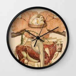 RAFFLESIA Wall Clock