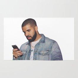 drake text Rug