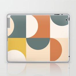 Mid Century Modern Geometric 23 Laptop & iPad Skin