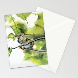 Balancing Act by Teresa Thompson Stationery Cards