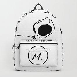 Screaming Kid Backpack