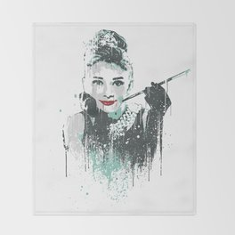 Audrey Throw Blanket