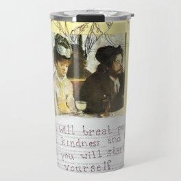 kindness and respect Travel Mug