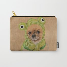 Littlle Greenie Carry-All Pouch