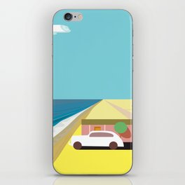 Mar de Cortez (square) iPhone Skin