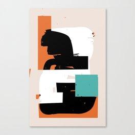GOSH Canvas Print
