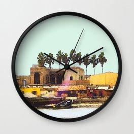 Saint-Louis-01 Wall Clock