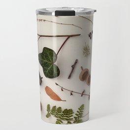 Botanic Party 03 Travel Mug