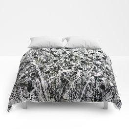 little black Comforters