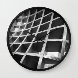 Functional Geometry Wall Clock