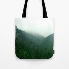 Chasing Tote Bag