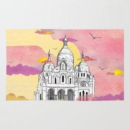 Sacré Coeur - Paris Rug