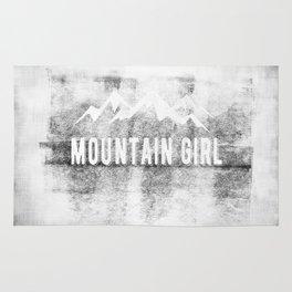 Mountain Girl Rug