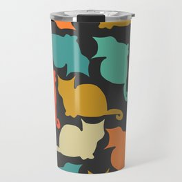 Cats and kittens Travel Mug