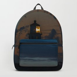 Point Vicente Lighthouse at Dawn Backpack