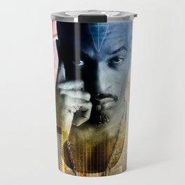 Rakim TheGod MC Travel Mug