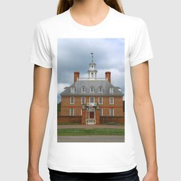 Governers Palace Colonial Williamsburg T-shirt