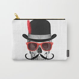 Cool Skull Carry-All Pouch