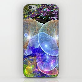 Bubbled Over iPhone Skin