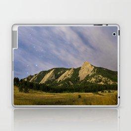 Starry Flatirons Laptop & iPad Skin