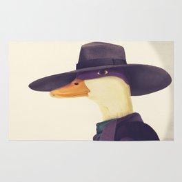 Justice Ducks - The Terror Rug