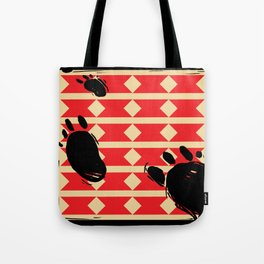 The Hunt Pilliow Tote Bag
