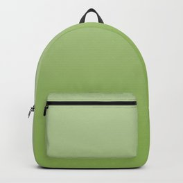Ombré Greenery Backpack