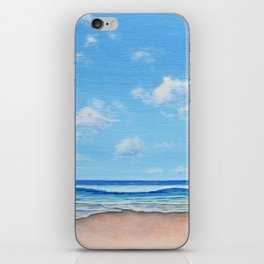 Beach Day 1 iPhone Skin