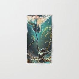 Underwater ballet Hand & Bath Towel