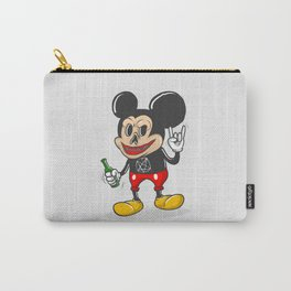 Bad Mickey Carry-All Pouch