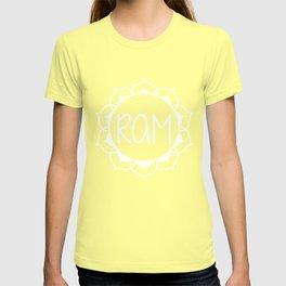 Ram—Solar Plexus Chakra T-shirt