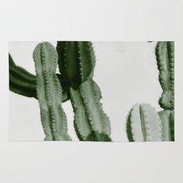 Vintage Cactus Print I Rug