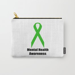 Mental Health Awareness Carry-All Pouch