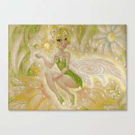 Faith, Trust, and Pixie Dust Canvas Print