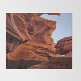 Antelope Canyon  #8 Throw Blanket