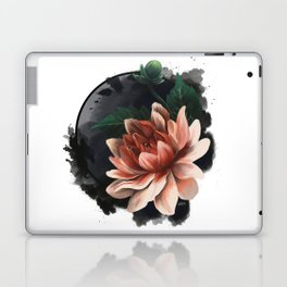 Ink and flowers Laptop & iPad Skin