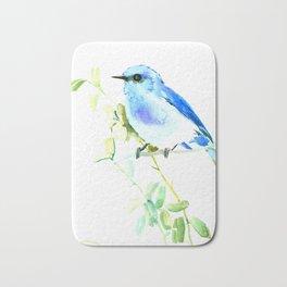 Mountain Bluebird Bath Mat