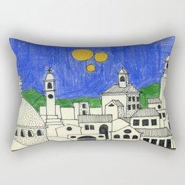 Faraway, long time a go_2 Rectangular Pillow